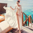 Maxi Cover-Up Dress 1596