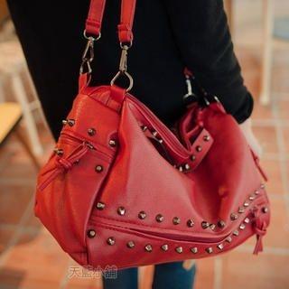 Studded Cross Bag