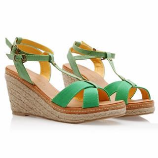 Buy Smoothie T-Bar Wedge Sandals 1022780414