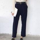 Straight-Leg Dress Pants 1596
