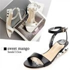 Ankle-Strap Wedge-Heel Sandals от YesStyle.com INT