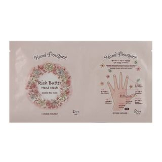 Etude House - Hand Bouquet Rich Butter Hand Mask 1pair 16g 1053745396