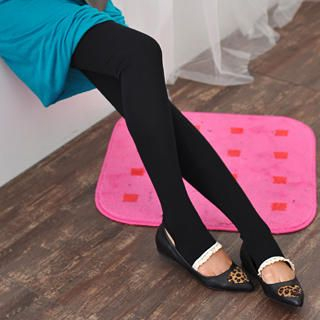 Buy 59 Seconds Lace-Trim Stirrup Leggings 1019502932