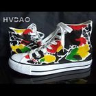 Crazy Color High-Top Canvas Sneakers от YesStyle.com INT