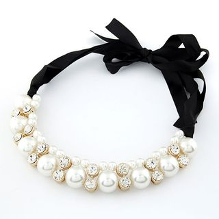 Faux Pearl Necklace 1057267480