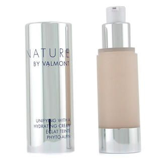 Nature Unifying With A Hydrating Cream #Light Pearl