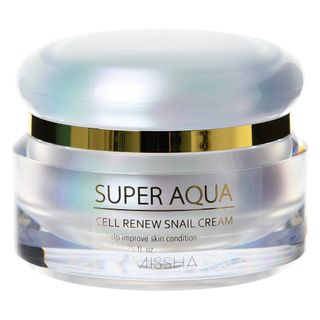 Missha - Super Aqua Cell Renew Snail Cream