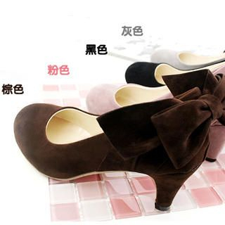 Picture of KAWO Bow-Back Pumps 1022759206 (Pump Shoes, KAWO Shoes, China Shoes, Womens Shoes, Womens Pump Shoes)