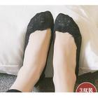 Plain No Show Socks 1596