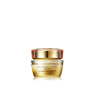 Brilliant Gold Cream
