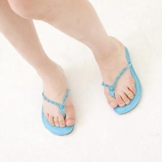 Buy Youareagirl Beaded Flip-Flops 1022867938