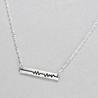 Image of ECG Necklace