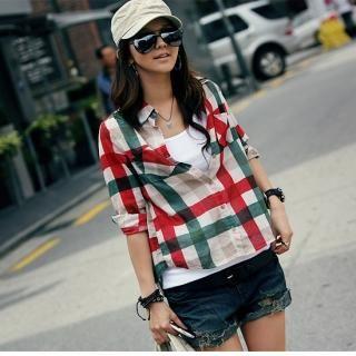 Buy REDBALL Check Shirt 1022790122