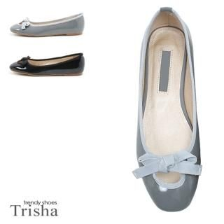Buy Trisha Bow Front Flats 1020276920