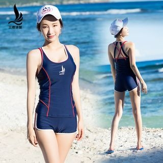 Lattice 2-piece Swimsuit 1057367162