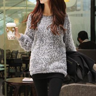 Image of Long-Sleeve Sweater
