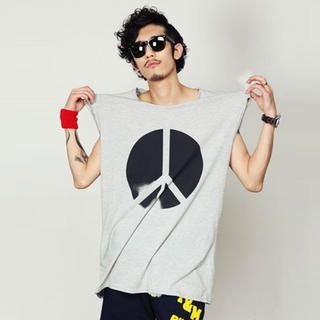 Buy SLOWBABA Oversized Tee Shirt 1022876925