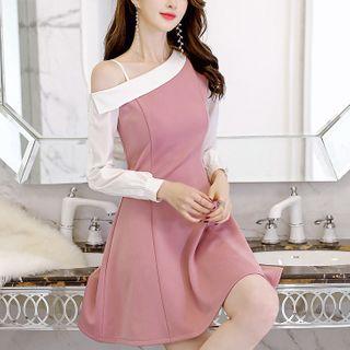 Long-sleeve | Shoulder | Dress