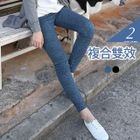Lace Skinny Pants 1596