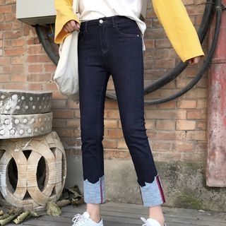 Straight Fit Jeans 1057549290