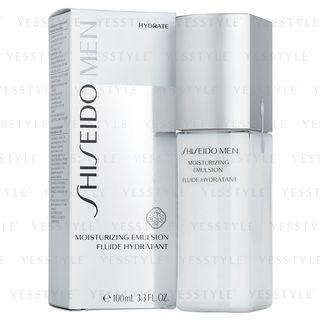 Buy Shiseido – Men Moisturizing Emulsion 100ml/3.3oz