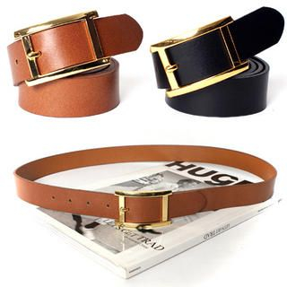 Picture of SLOWBABA Faux-Leather Belt 1021643113 (SLOWBABA, Mens Belts, Korea)