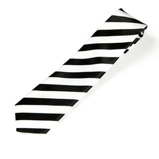 Buy Purplow Reverse Stripe Tie 1005137120