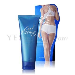 Cool Fitting Body Gel 200ml