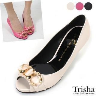 Buy Trisha Peep Toe Pumps 1022436746