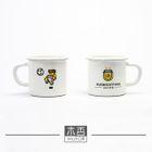 Football Printed Ceramic Cup 1596