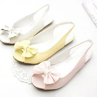Buy KAWO Bow Slingback Sandals 1022760785