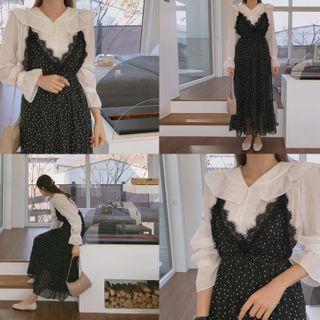 Black | Dress | Size | One