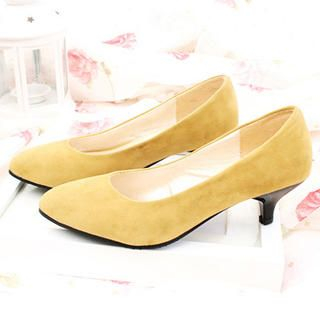 Buy KAWO Pointy Kitten-Heel Pumps 1022760100