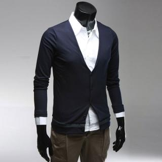 Buy Style YOURS Check Paneled Hem Cardigan 1022107545