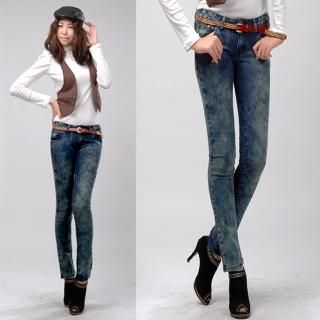 Buy Daily Pink Washed Skinny Jeans 1021449165