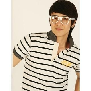 Buy PAR Stripe Polo Shirt 1022900756