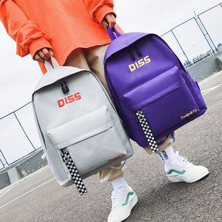 Embroider | Backpack