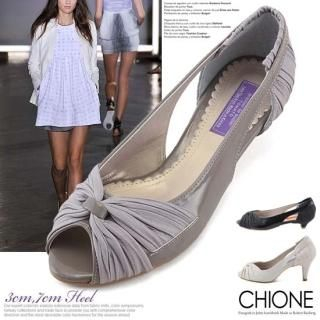Picture of Chione Open-Toe Pumps 1022595303 (Pump Shoes, Chione Shoes, Korea Shoes, Womens Shoes, Womens Pump Shoes)