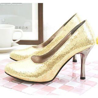 Buy KAWO Glitter Stilettos 1022773785