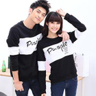 Couple Lettering Pullover от YesStyle.com INT