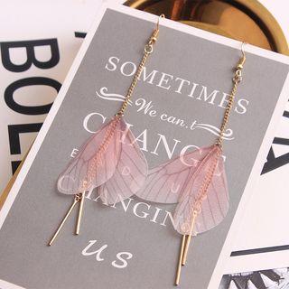 Image of Butterfly Drop Earring