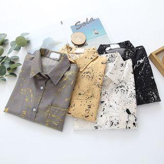 Long-sleeve | Shirt | Print