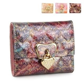 Picture of ASHTON Patterned Leather Wallet 1021438609 (ASHTON, Wallets, Korea Bags, Womens Bags, Womens Wallets)