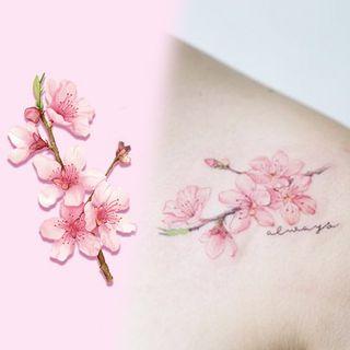 Waterproof | Temporary | Tattoo | Flower