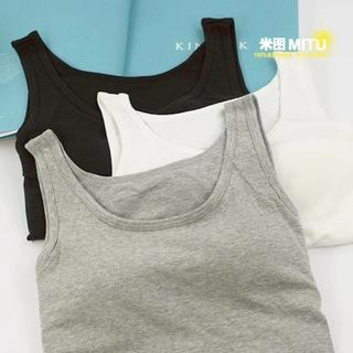 Padded Tank Top 1039556075