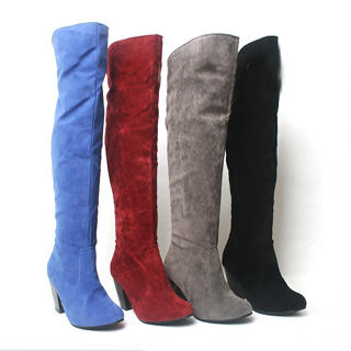 Picture of KAWO Over-Knee High-Heel Boots 1022787188 (Boots, KAWO Shoes, China Shoes, Womens Shoes, Womens Boots)