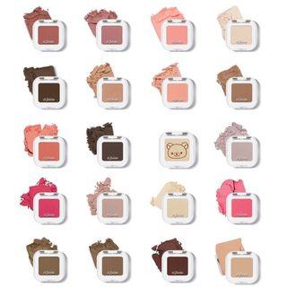 APIEU - Mineral Mono Shadow Matt (20 Colors) #MBR05 Chestnut 1054994252