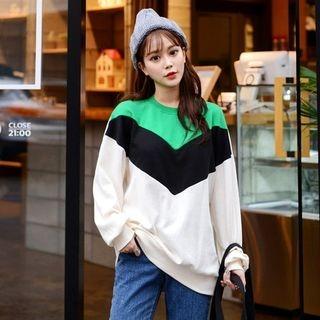 Color-Block Sweatshirt 1062291648