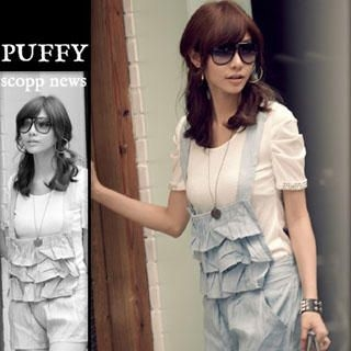 Buy PUFFY Ruffle Jumpsuit 1022849753