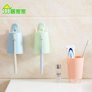 Toothbrush Holder With Cup 1057454518